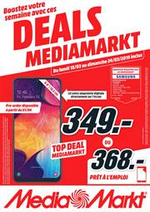 Prospectus  : Media deals