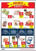 Prospectus Carrefour Market : Les promos du frais : offres valables à partir du 20 mars
