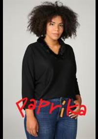 Prospectus Paprika BRUXELLES Rue Neuve : Parika Pulls Femme