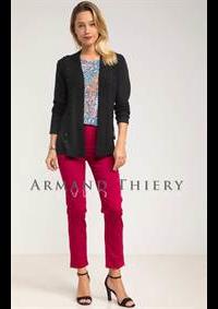 Prospectus Armand Thiery BELFORT : Pulls & Cardigans Femme