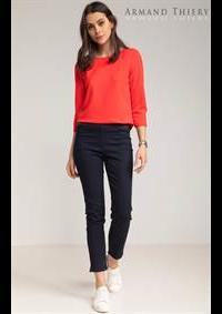 Prospectus Armand Thiery ARCUEIL : Pantalons Femme