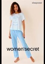 Prospectus Women'secret : women'secret sleepwear