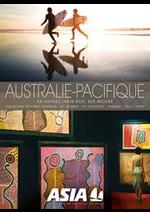 Promos et remises  : Catalogue Australie-Pacifique