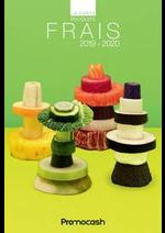 Promos et remises  : Carte produits frais 2019-2020