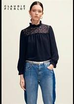 Prospectus Claudie pierlot  : Tops & Chemises