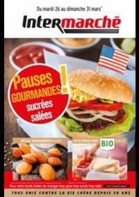 Prospectus Intermarché Super Neuilly Plaisance : Pauses gourmandes sucrées salées