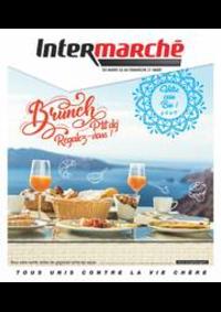 Prospectus Intermarché Super : Brunch Ptit dej Régalez-vous !