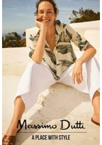 Prospectus Massimo Dutti PARIS : A Place with Style
