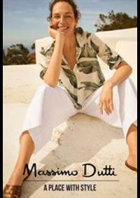 Prospectus Massimo Dutti PARIS RUE DE PASSY : A Place with Style