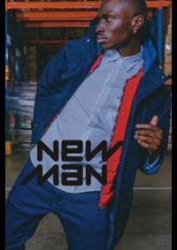 Prospectus New Man BESANCON : Nouveautés