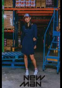 Prospectus New Man PARIS 12 RUE DE L'ANCIENNE COMEDIE : Mode Femme