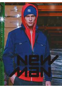 Prospectus New Man LE RAINCY : Collection Homme