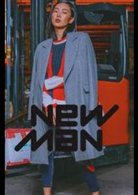 Prospectus New Man PARIS 96 RUE SAINT CHARLES : Blouson & Veste