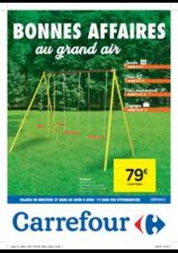 Prospectus Carrefour AUDERGHEM / OUDERGHEM : Bonnes affaires au grand air !