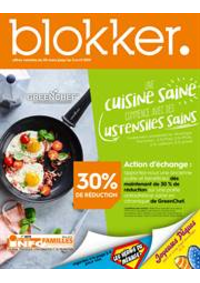 Prospectus BLOKKER Braine le Compte : Blokker depliant