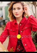 Prospectus Cache Cache : Vestes Femme