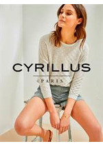 Prospectus Cyrillus : Nouveautés Femme