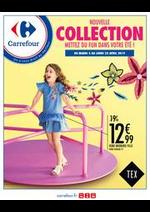 Prospectus Carrefour : Tex Collection Eté