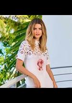 Prospectus Anne Fontaine : Collection Printemps Été