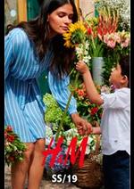 Promos et remises  : H&M Flowers