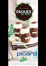 Prospectus Picard : Pâques en fête!