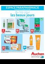 Prospectus Auchan drive : Au top pour les beaux jours