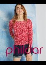 Prospectus Phildar : Collection Femme