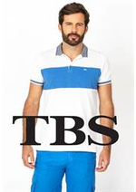 Prospectus TBS : Collection Polos Homme
