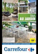 Prospectus Carrefour : Tous au jardin !