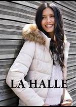Prospectus La Halle : Collection Manteaux
