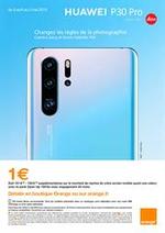 Prospectus  : Huawei P30 Pro