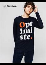 Prospectus Bizzbee : T- Shirts Homme