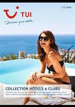 Prospectus Marmara : Collection Hôtels & Clubs