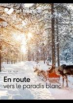 Promos et remises  : En route vers le paradis blanc
