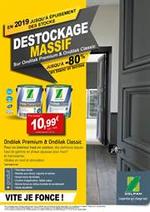 Prospectus Zolpan : DESTOCKAGE MASSIF
