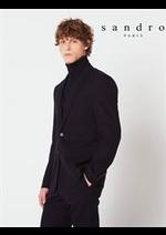 Catalogues et collections Sandro : Blouson & Veste Homme
