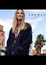 Catalogues et collections Sandro : Tendances Femme