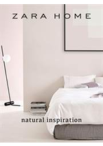 Prospectus ZARA HOME : Natural inspiration