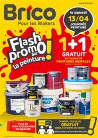Prospectus Brico ANDENNE : Le flash folder