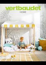 Prospectus VERTBAUDET : Catalogue Home