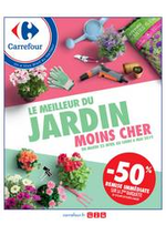 Prospectus Carrefour : Le meilleur du jardin !