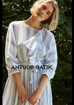 Prospectus Antik Batik : Vêtements Femme