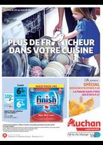 Prospectus Auchan : Plus de fraicheur dans votre cuisine