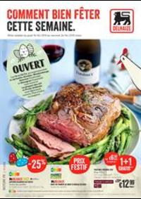 Prospectus Supermarché Delhaize Falisolle : Cette Seimane Folder