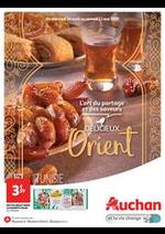 Prospectus Auchan drive : Délicieux Orient