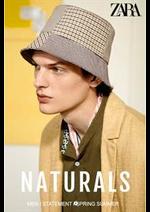 Promos et remises  : Naturals New Men