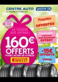 Prospectus Point S CONFLANS SAINTE HONORINE : La Chasse aux offres!