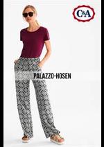 Prospectus C&A : Palazzo-Hosen