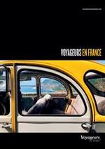 Promos et remises  : Voyageurs en France