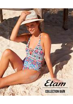 Prospectus Etam Lingerie : Collection Bain